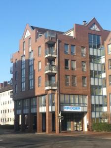 Bürogebäude in Langenhagen der Krüger Industrievertretung